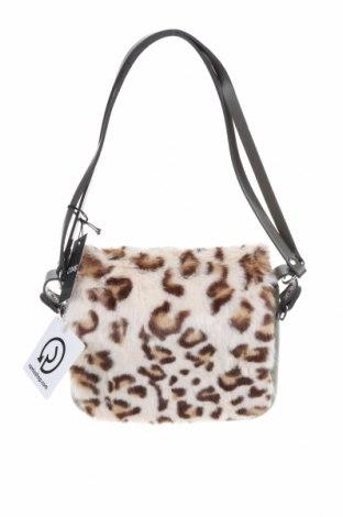 Γυναικεία τσάντα O bag, Χρώμα Πράσινο, Κλωστοϋφαντουργικά προϊόντα, πολυουρεθάνης, δερματίνη, Τιμή 36,57€