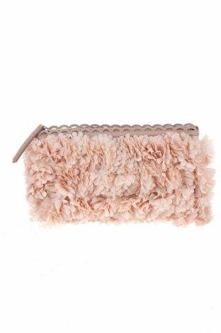 Γυναικεία τσάντα Stella & Dot, Χρώμα Ρόζ , Κλωστοϋφαντουργικά προϊόντα, δερματίνη, Τιμή 33,93€