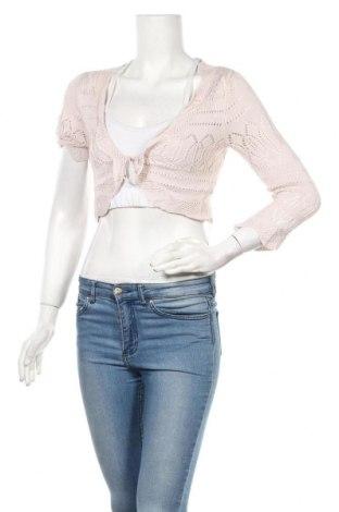 Дамска жилетка Cream, Размер XS, Цвят Бежов, Вискоза, Цена 8,69лв.
