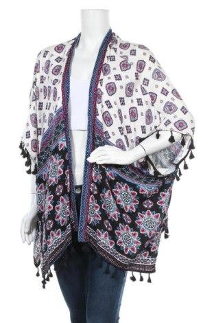 Дамска жилетка Fb Sister, Размер M, Цвят Многоцветен, Вискоза, Цена 6,56лв.