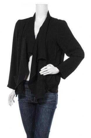 Дамска жилетка H&M, Размер XL, Цвят Черен, Полиестер, Цена 6,83лв.