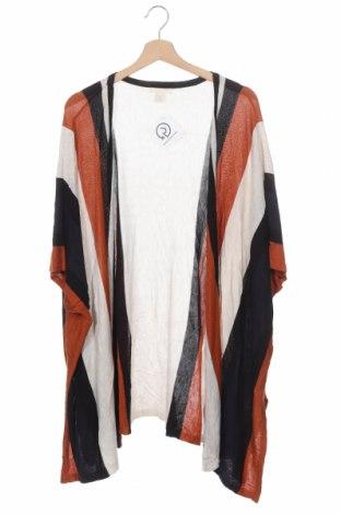 Дамска жилетка H&M, Размер XS, Цвят Многоцветен, 50% акрил, 50% вискоза, Цена 6,83лв.