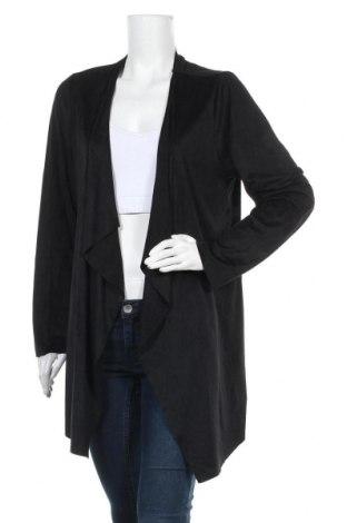 Γυναικεία ζακέτα Jean Pascale, Μέγεθος XL, Χρώμα Μαύρο, Πολυεστέρας, Τιμή 10,91€