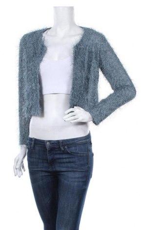 Γυναικεία ζακέτα Miss Etam, Μέγεθος M, Χρώμα Μπλέ, Τιμή 5,91€