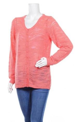 Γυναικεία ζακέτα Soya Concept, Μέγεθος XXL, Χρώμα Ρόζ , Τιμή 5,46€