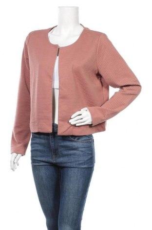 Γυναικεία ζακέτα Soya Concept, Μέγεθος XL, Χρώμα Καφέ, Πολυεστέρας, Τιμή 12,18€