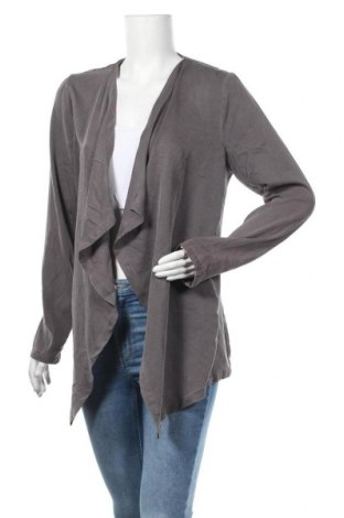 Cardigan de damă Vero Moda, Mărime L, Culoare Gri, 78% viscoză, 22% poliester, Preț 7,35 Lei