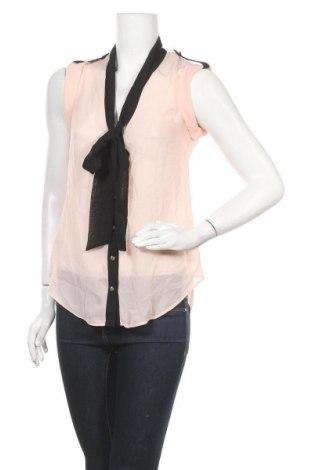 Дамска риза, Размер M, Цвят Розов, Полиестер, Цена 5,36лв.