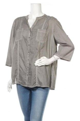 Дамска риза, Размер XL, Цвят Сив, Цена 3,00лв.