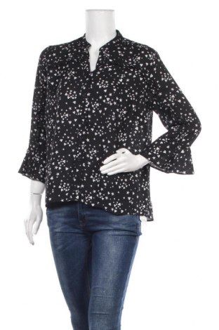 Дамска риза, Размер L, Цвят Черен, Полиестер, Цена 8,93лв.