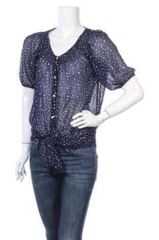 Дамска риза Amisu, Размер XS, Цвят Син, Цена 2,00лв.