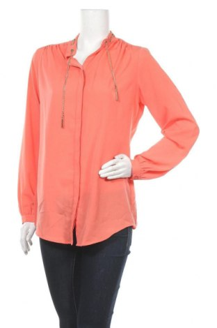 Дамска риза Amy Vermont, Размер L, Цвят Оранжев, Полиестер, Цена 5,10лв.