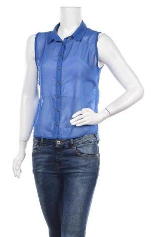 Дамска риза Atmosphere, Размер L, Цвят Син, Цена 3,82лв.