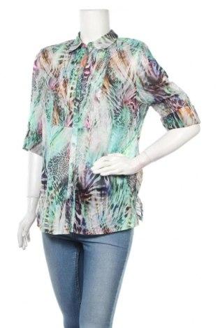Дамска риза Barbara Lebek, Размер L, Цвят Многоцветен, Цена 11,11лв.