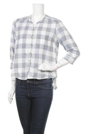Дамска риза Best Connections, Размер M, Цвят Син, Памук, Цена 18,90лв.