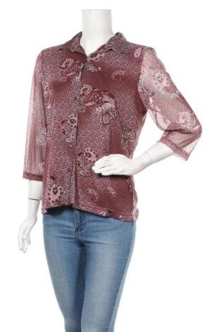 Дамска риза Biaggini, Размер L, Цвят Многоцветен, Полиестер, Цена 16,96лв.