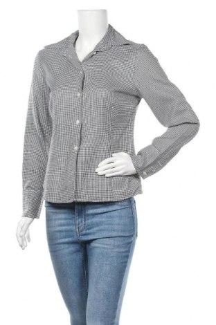 Дамска риза Burberry, Размер M, Цвят Бял, Памук, Цена 21,53лв.