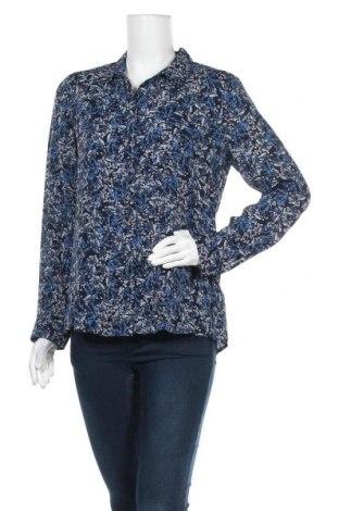 Дамска риза Caroll, Размер M, Цвят Многоцветен, 70% вискоза, 30% коприна, Цена 30,35лв.