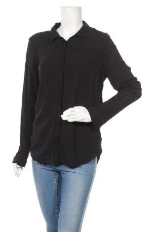 Дамска риза Chicoree, Размер L, Цвят Черен, Вискоза, Цена 10,40лв.