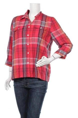 Дамска риза Collection L, Размер L, Цвят Многоцветен, Памук, Цена 10,08лв.