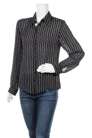 Γυναικείο πουκάμισο Essentiel, Μέγεθος M, Χρώμα Μαύρο, Πολυεστέρας, Τιμή 7,73€