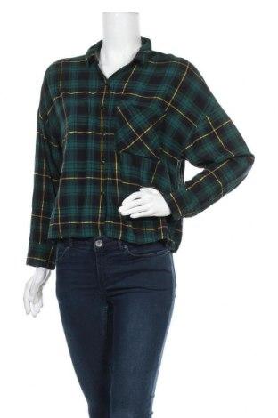 Дамска риза Fb Sister, Размер S, Цвят Многоцветен, Вискоза, Цена 9,45лв.