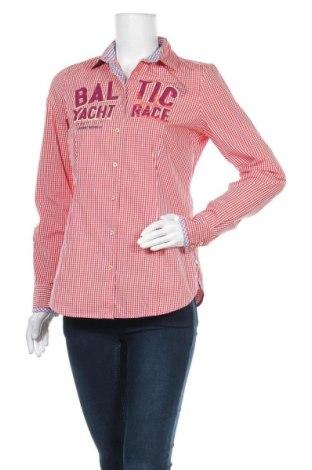 Дамска риза Gaastra, Размер M, Цвят Многоцветен, 96% памук, 4% еластан, Цена 9,98лв.