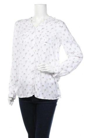 Дамска риза Gina, Размер M, Цвят Бял, 100% вискоза, Цена 17,96лв.