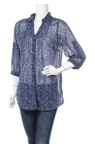 Дамска риза Gina Benotti, Размер M, Цвят Син, Полиестер, Цена 5,48лв.