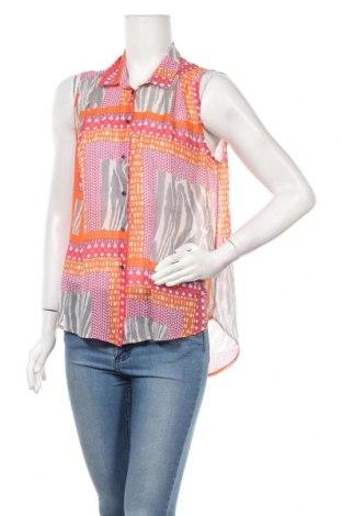 Дамска риза H&M, Размер S, Цвят Многоцветен, Полиестер, Цена 3,94лв.