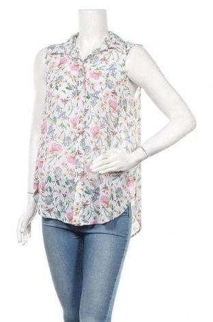 Дамска риза H&M, Размер M, Цвят Многоцветен, 100% полиестер, Цена 14,00лв.