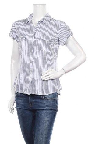 Дамска риза H&M L.O.G.G., Размер M, Цвят Син, Цена 4,20лв.