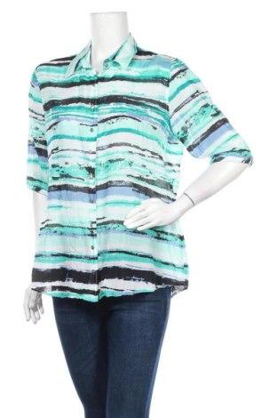 Γυναικείο πουκάμισο Kenny S., Μέγεθος L, Χρώμα Πολύχρωμο, Βαμβάκι, Τιμή 8,83€