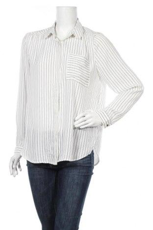 Γυναικείο πουκάμισο Kiabi, Μέγεθος L, Χρώμα Λευκό, Τιμή 4,09€