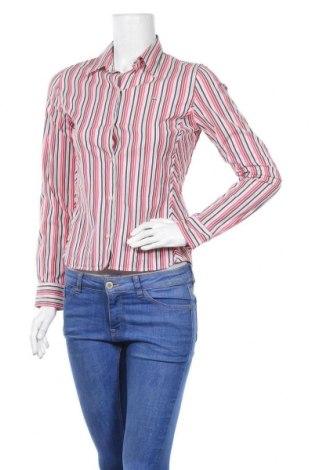 Дамска риза Lacoste, Размер M, Цвят Многоцветен, Цена 21,60лв.