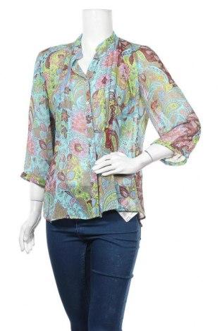 Дамска риза Marco Pecci, Размер XL, Цвят Многоцветен, Полиестер, Цена 9,82лв.
