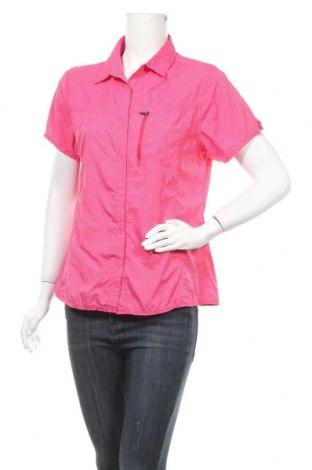 Γυναικείο πουκάμισο McKinley, Μέγεθος L, Χρώμα Ρόζ , Πολυαμίδη, Τιμή 7,01€