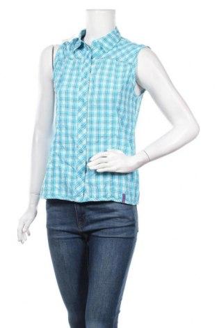Γυναικείο πουκάμισο McKinley, Μέγεθος S, Χρώμα Πολύχρωμο, 77% πολυεστέρας, 23% πολυαμίδη, Τιμή 3,64€