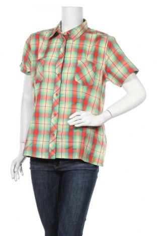 Γυναικείο πουκάμισο McKinley, Μέγεθος L, Χρώμα Πολύχρωμο, Πολυεστέρας, Τιμή 3,64€