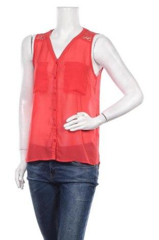 Дамска риза ONLY, Размер M, Цвят Червен, Цена 2,00лв.