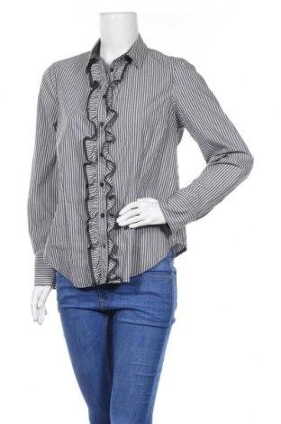 Γυναικείο πουκάμισο One Touch, Μέγεθος M, Χρώμα Γκρί, 62% βαμβάκι, 35% πολυαμίδη, 3% ελαστάνη, Τιμή 3,41€
