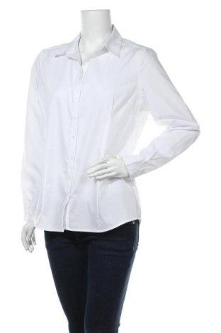 Дамска риза Primark, Размер XL, Цвят Бял, 65% полиестер, 35% памук, Цена 18,27лв.