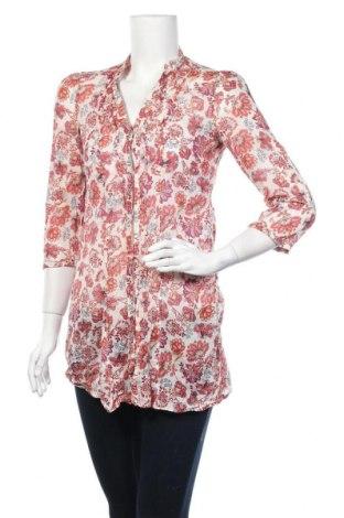 Дамска риза Promod, Размер M, Цвят Многоцветен, Цена 4,46лв.