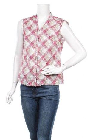 Дамска риза Quechua, Размер M, Цвят Многоцветен, Памук, Цена 14,28лв.
