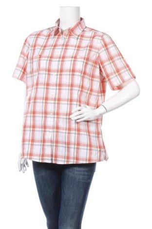 Дамска риза Schoffel, Размер XL, Цвят Многоцветен, Памук, Цена 26,88лв.