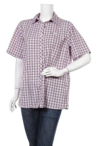 Дамска риза Schoffel, Размер XL, Цвят Многоцветен, Полиестер, Цена 30,35лв.