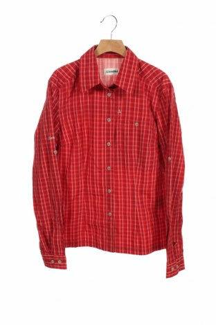 Дамска риза Schoffel, Размер XS, Цвят Червен, Полиестер, Цена 29,93лв.