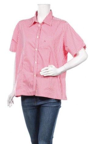 Дамска риза Schoffel, Размер XXL, Цвят Бял, 41% памук, 59% полиестер, Цена 35,91лв.