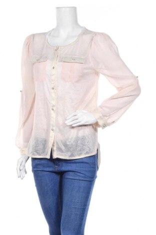 Дамска риза Sophilyne, Размер M, Цвят Розов, Полиестер, Цена 5,99лв.