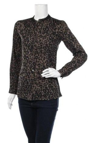 Γυναικείο πουκάμισο Soya Concept, Μέγεθος XS, Χρώμα Μαύρο, Πολυεστέρας, Τιμή 9,35€